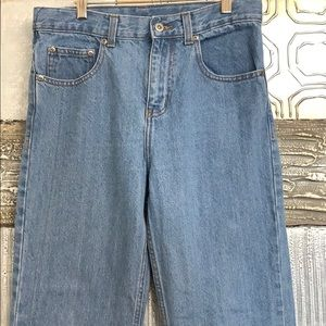 Faded glory blue jeans- 26 R